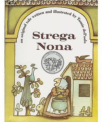 Classic Children's Books, Strega Nona, Paperback