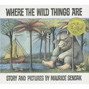 Classic Children's Books, Where the Wild Things Are, Paperback