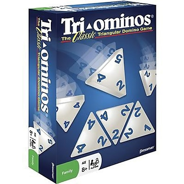 Pressman® Toy Early Learning Game, Tri-ominos