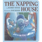 Houghton Mifflin Harcourt Classic Children's The Napping House Book By Audrey Wood, Grades P-3rd