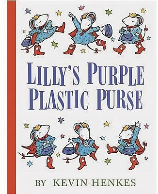 Favorite Character Books, Lilly's Purple Plastic Purse