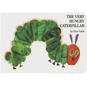 Penguin The Very Hungry Caterpillar Children's Book By Eric Carle, Grades Pre-school - 3rd