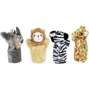 Get Ready Kids® Animal Puppets, Zoo Puppet, Set 1