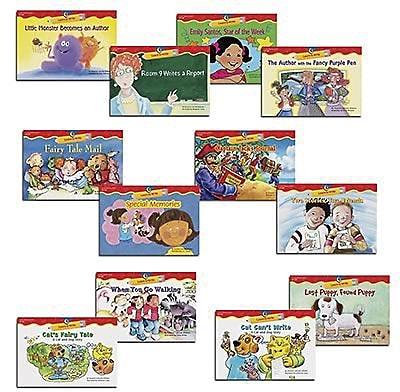 Creative Teaching Learn to Write Books, Grade 1-2