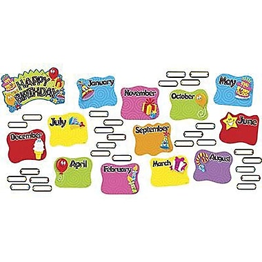 Trend Enterprises® Mini Bulletin Board Set, Birthday Festival