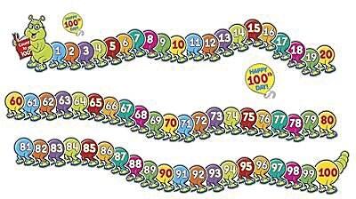 Teacher's Friend® Bulletin Board Set, 100th-Day Doodle Bug