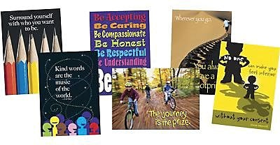Trend® Bulletin Board Sets, Think Positively