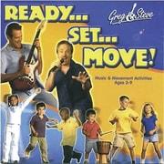 Greg & Steve CDs, Ready...Set...Move