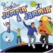 Greg & Steve CDs, Jumpin' and Jammin'
