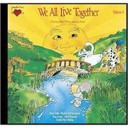 Greg & Steve CDs, We All Live Together, Volume 4