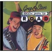 Greg & Steve CDs, Rockin' Down the Road