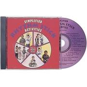 Kimbo Dance & Fitness CDs, Simplified Rhythm Stick Activities