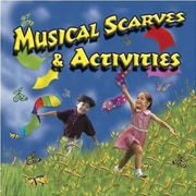 Kimbo Dance & Fitness CDs, Musical Scarves & Activities