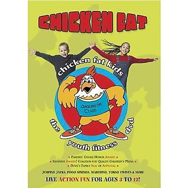 Kimbo Educational® Dance and Fitness DVD, Chicken Fat
