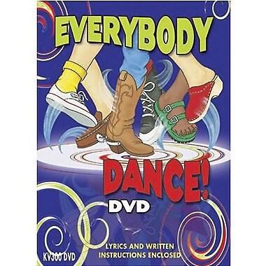 Kimbo Educational® Dance and Fitness DVD, Everybody Dance!