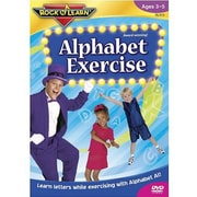 Rock 'N Learn – DVD d'apprentissage, Exercices d'alphabet (RL-913)