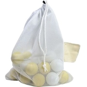 "Martin Sports Physical Education Mesh Bags, White, 15"" x 20"", 3 EA/BD"
