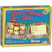 Teacher's Friend® Early Skills Short Vowels Mats