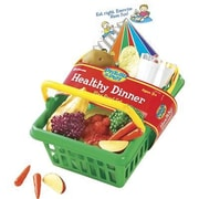Learning Resources® Pretend and Play® Healthy Dinner Set