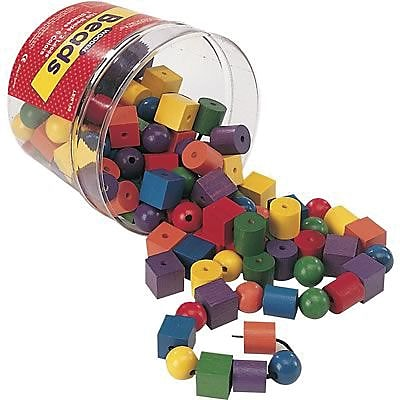 Learning Resources® Beads In A Bucket