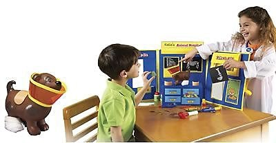 Learning Resources Pretend and Play Animal Hospital Set 846693