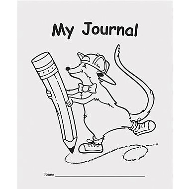 Edupress My Primary Journal Book, 10/Pack (EP-143)
