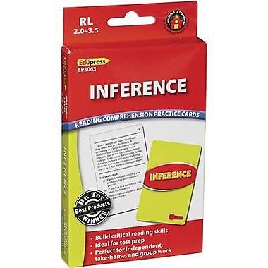 Edupress® Inference Reading Comprehension Practice Cards