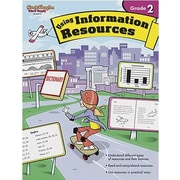 Houghton Mifflin Harcourt Using Information Resources Book, Grades 2th