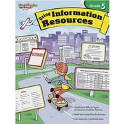 Houghton Mifflin Harcourt Using Information Resources Book, Grades 5th
