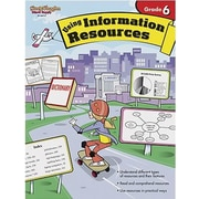 Houghton Mifflin Harcourt Using Information Resources Book, Grades 6th