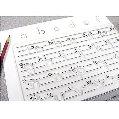 School-Rite – Guide d'instructions pour l'écriture manuscrite de lettres minuscules (SR-2051)