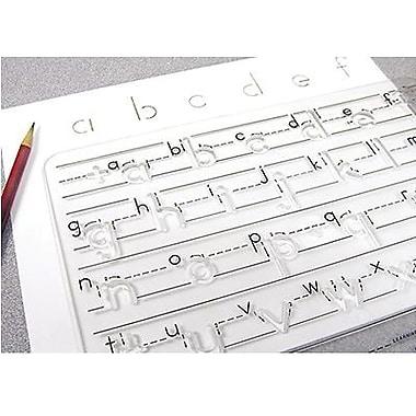 School-Rite Lowercase Manuscript Handwriting Instruction Guide (SR-2051)