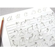 School-Rite® Uppercase Cursive Handwriting Instruction Guide   Staples