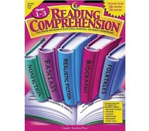 Reading Comprehension Books