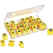 Educational Insights Regular Stamps, Lowercase Letters