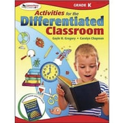 Corwin Activities For The Differentiated Classroom Book, Grades Kindergarten