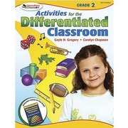 Corwin Activities For The Differentiated Classroom Resource Book, Grades 2nd