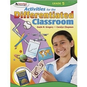 Corwin Activities For The Differentiated Classroom Resource Book, Grades 5th