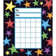 Trend Enterprises - Carnets d'encouragement, étoiles en gel, 288/paquet (T-73052)