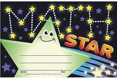 Awards, Math Star Recognition Awards, 30/Pkg