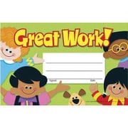 Awards, Great Work Recognition Awards, 30/Pkg by