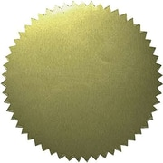 Hayes Gold Stickers, Blank, 200/Pack (H-VA313)