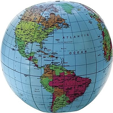Learning Resources® Inflatable World Globe