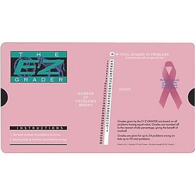 E-Z Gradesr E-Z Grader Book, Pink