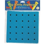 """Lauri® Toys Tall Stacker™ Pegboards, 8"""""""