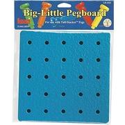 Lauri® Toys Tall Stacker Big Little Pegboard