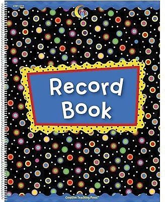 Teacher Record Books, Creative Teaching Press® Poppin Patterns Record Book (CTP1277)