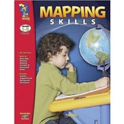 On The Mark Press® Mapping Skills Book, Grades 1st - 3rd