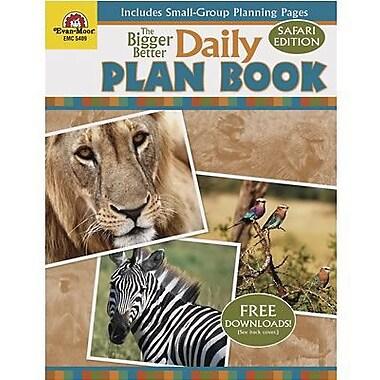 Evan-Moor® Daily Plan Safari Edition Teacher Resource Book