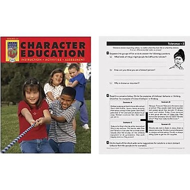 Didax Character Education Book, Grade 4 - 5 (DD-25265)